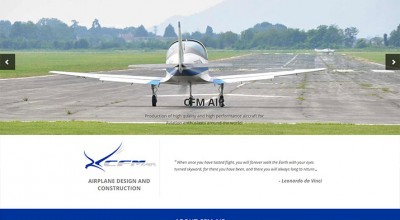 sito cfm air homepage