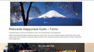 Sito Web Kyoto
