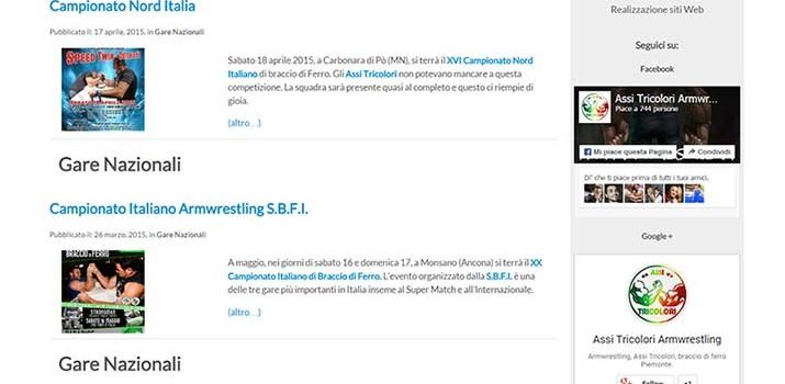 Assi Tricolori Blog