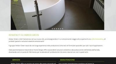 ambergreen home sito