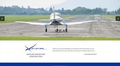 sito cfm air homepage