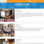 Design Sito web B&B